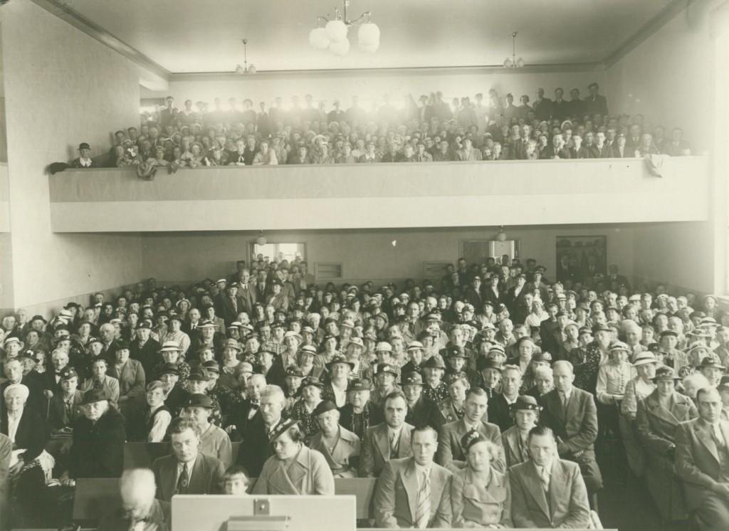 invigning 1938